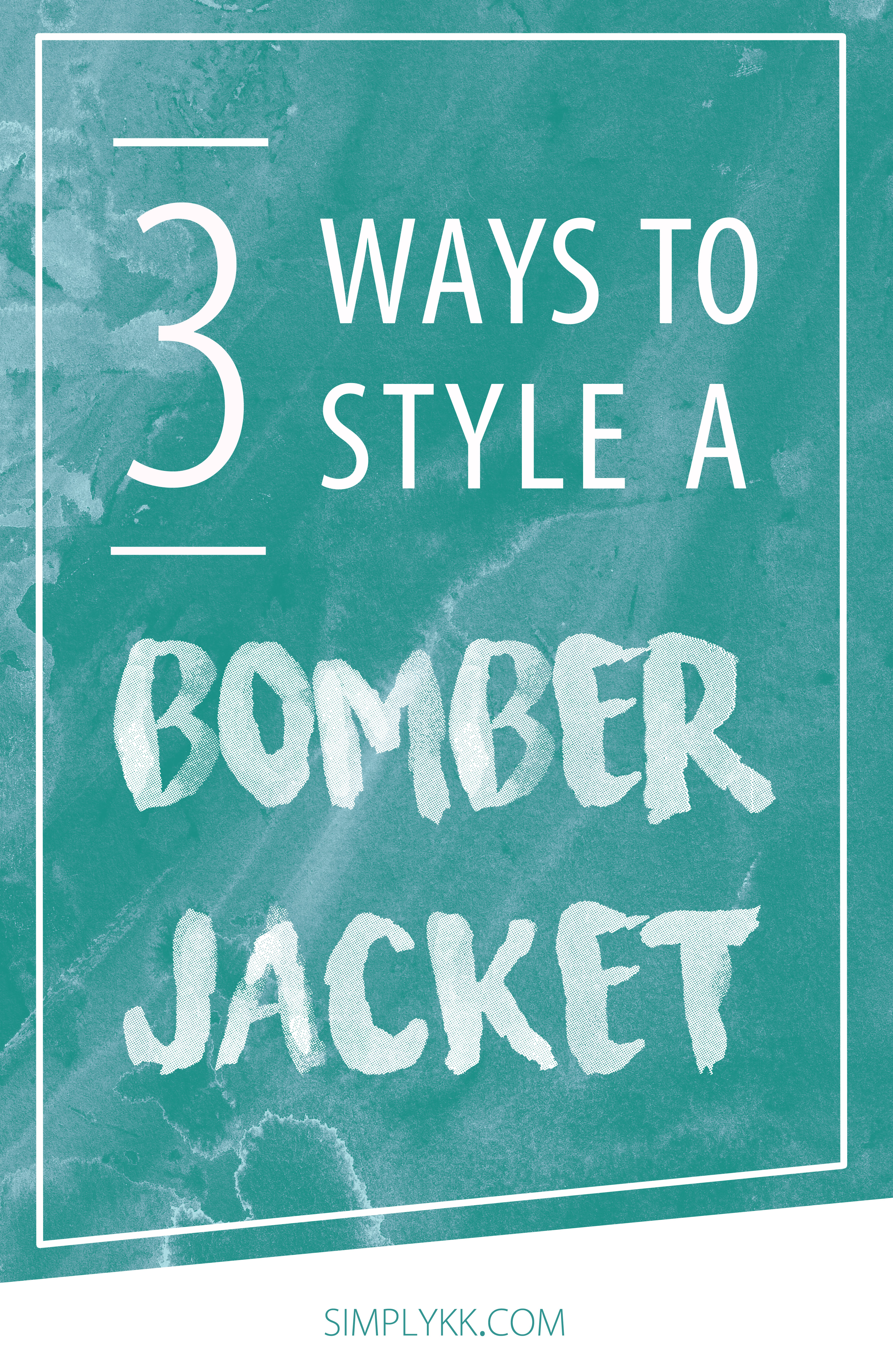3 bomber jacket outfits to try