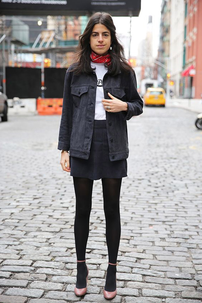 Winter outfits: for work