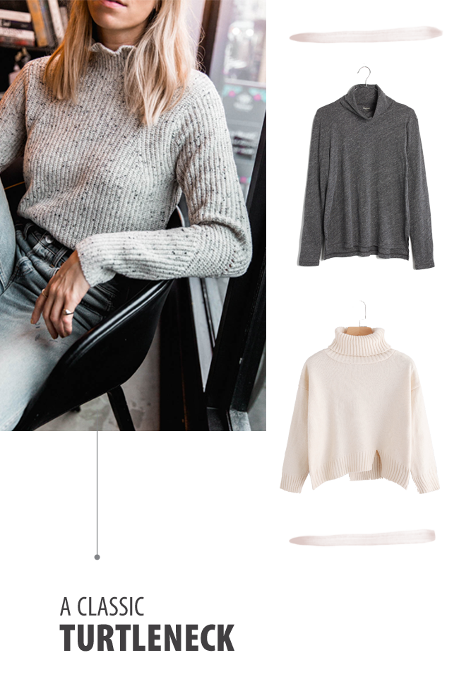 Your Guide to Winter Style Essentials: A Classic Turtleneck