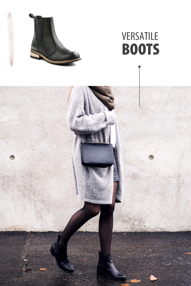 Your Guide to Winter Style Essentials: Versatile Boots
