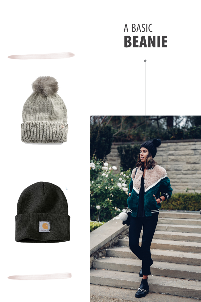 Your Guide to Winter Style Essentials: A Basic Beanie