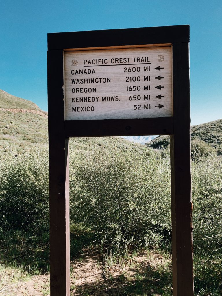 Days 4-6 on the PCT