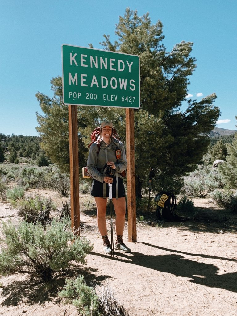 The Last Day in the Desert + Kennedy Meadows