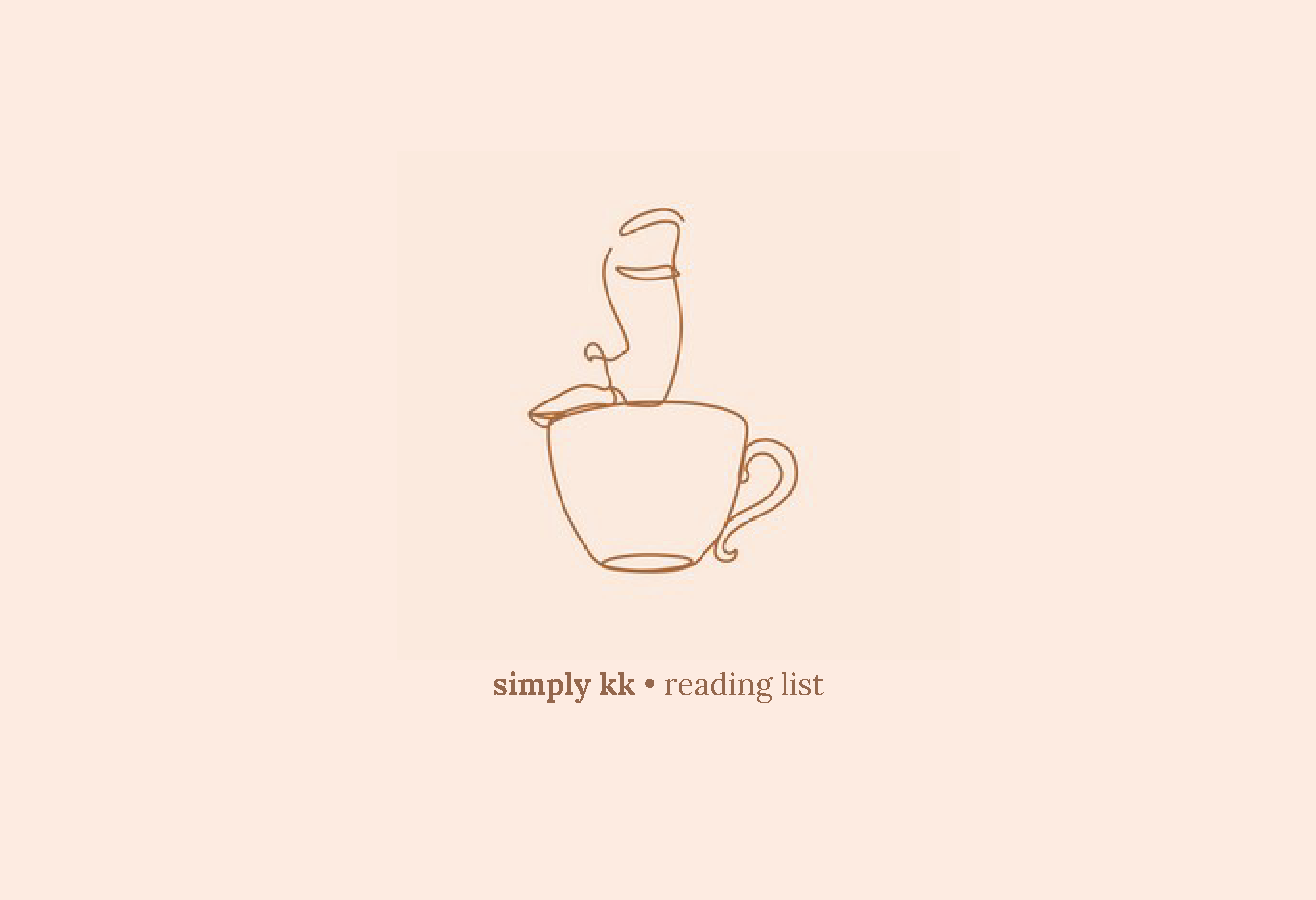 simply kk reading list